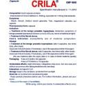 Crila Kit - 160 Capsules