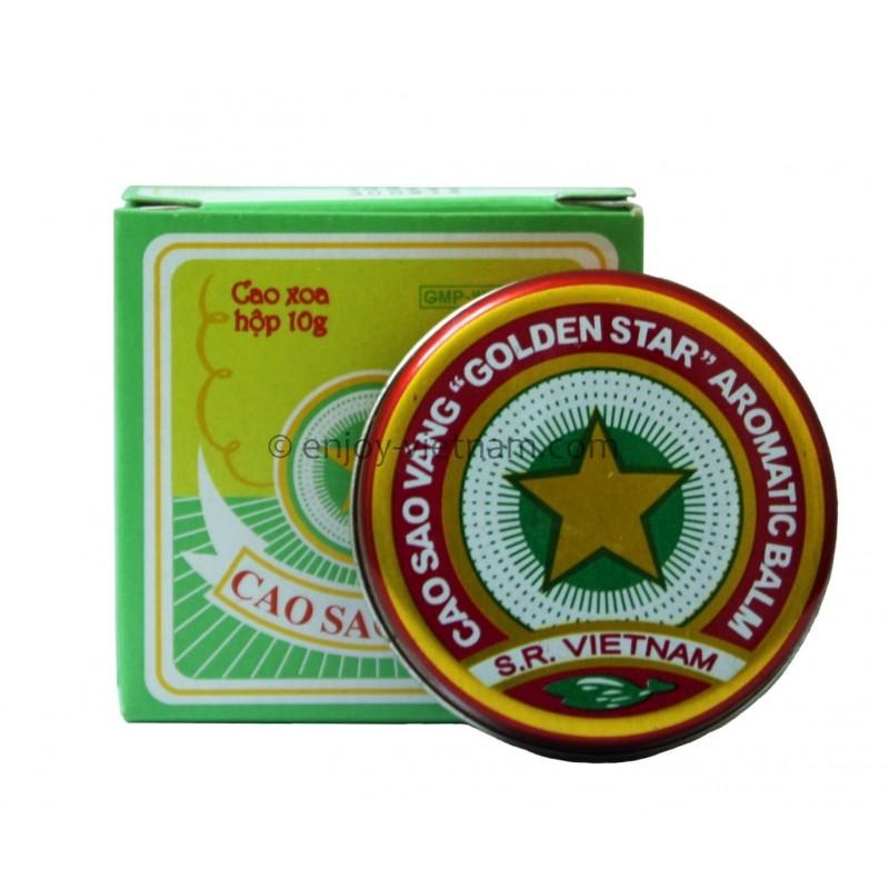 Golden Star Balm 10g