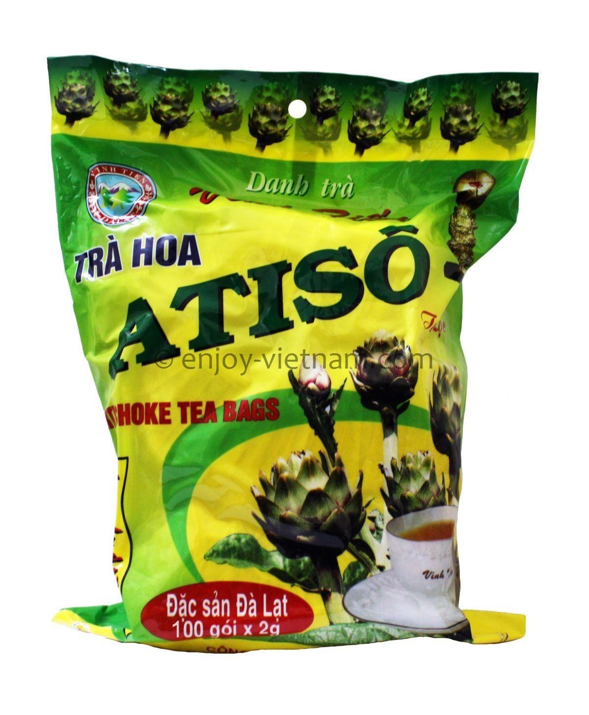 Artichoke Tea   100 Teabags x 2GRAM