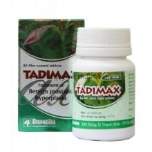 Tadimax - Crinum Latifolium Tablets