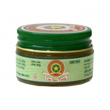 Golden Star Balm big jar - Cao Sao Vang