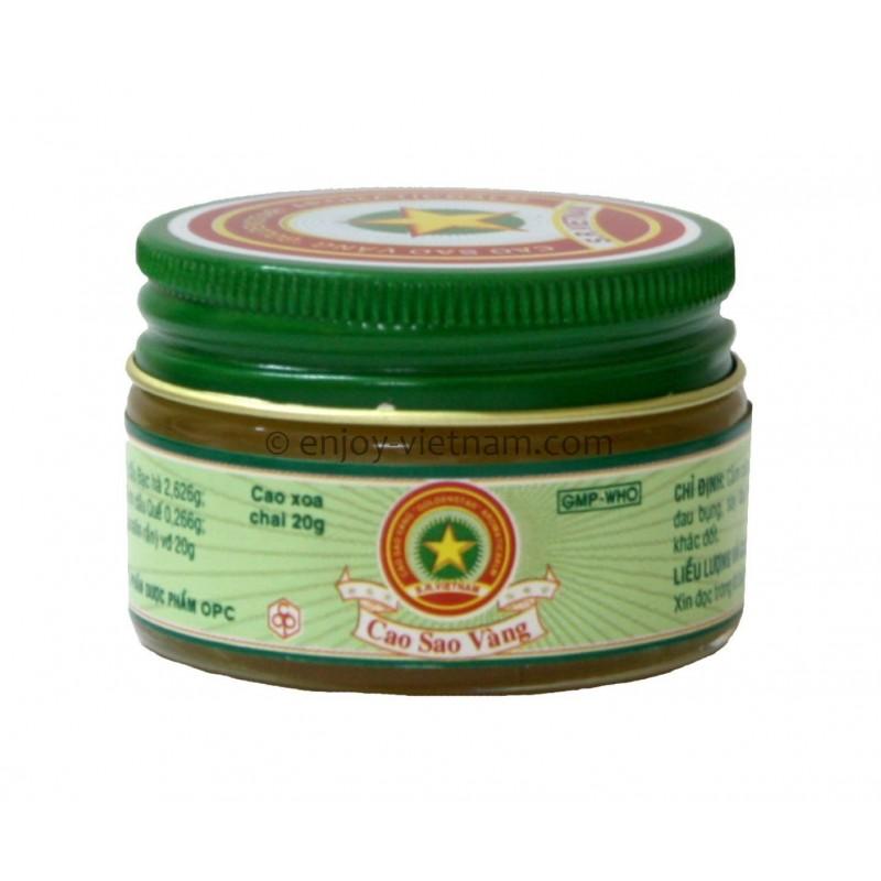 Golden Star Balm big jar - Cao Sao Vang