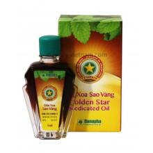 Golden Star Medicated Oil