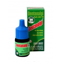 Dentanalgi - Toothache Pain Relief Liquid
