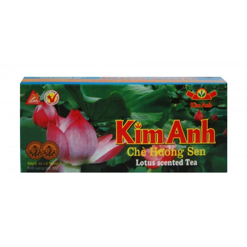 Kim Anh Lotus Tea