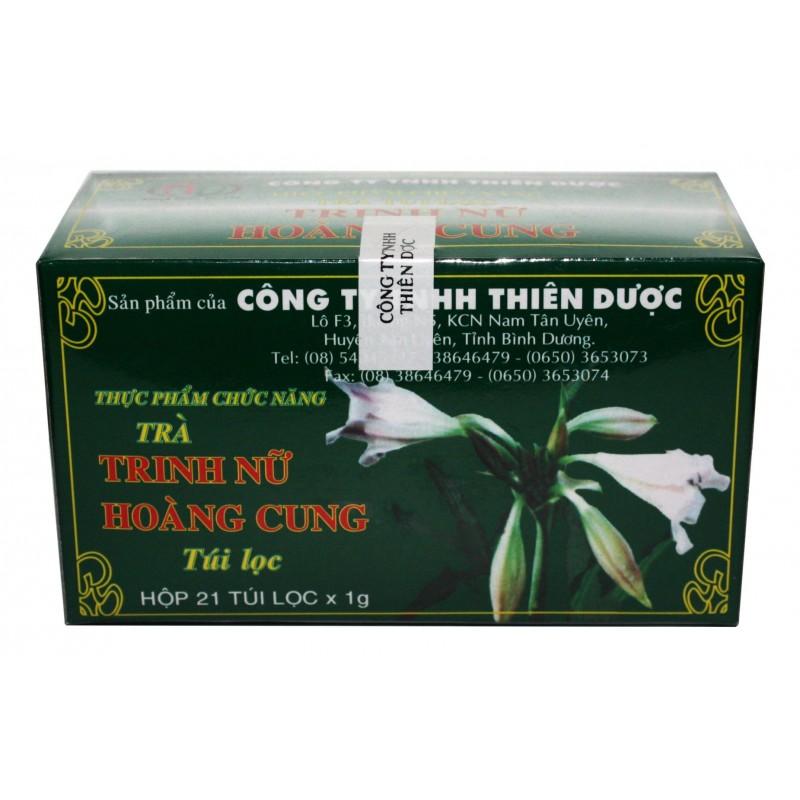 Crinum Latifolium Tea - Thien Duoc