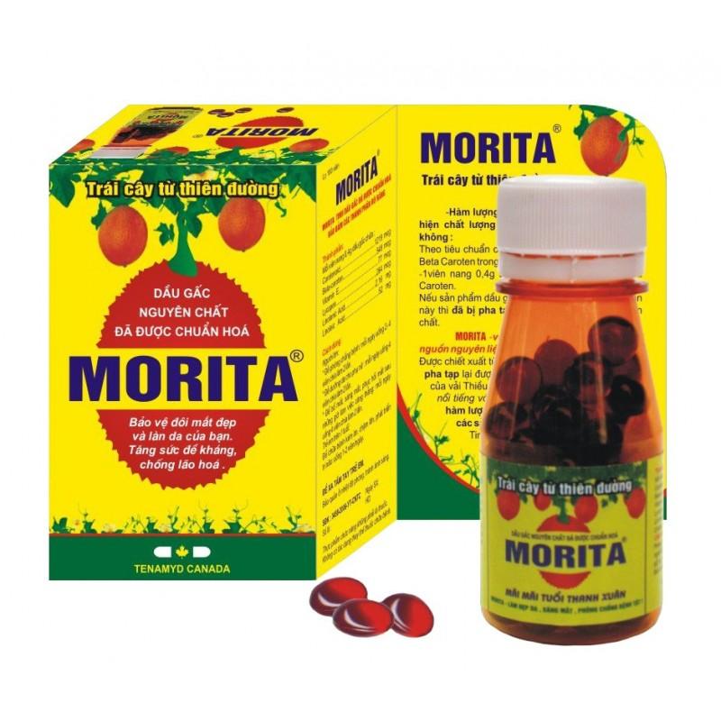 Morita - Gac Capsules