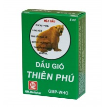 Thien Phu Medicated Oil