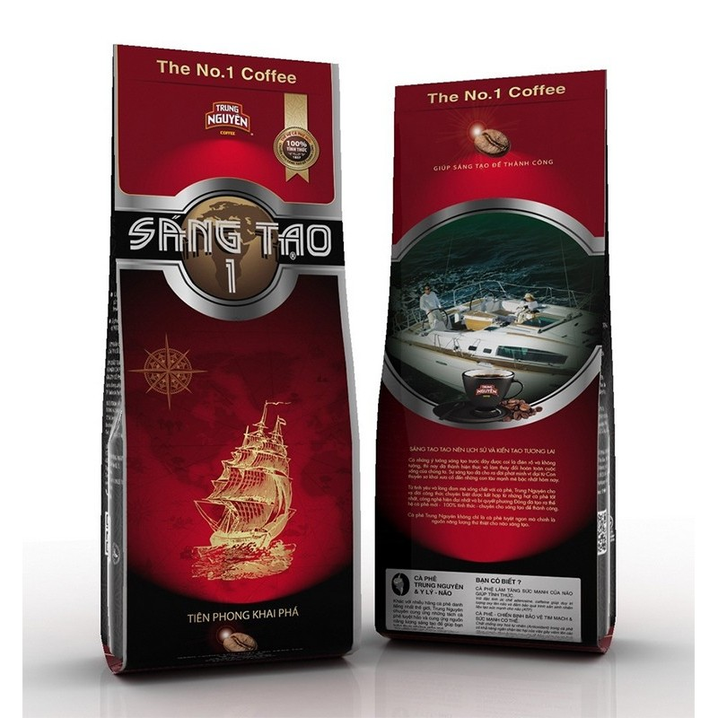 Trung Nguyen Creative 1