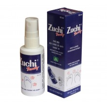 Zuchi Natural Foot and Shoe Deodorizer Spray