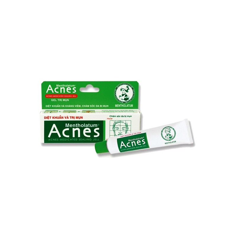 Acnes Medicated Sealing Jell