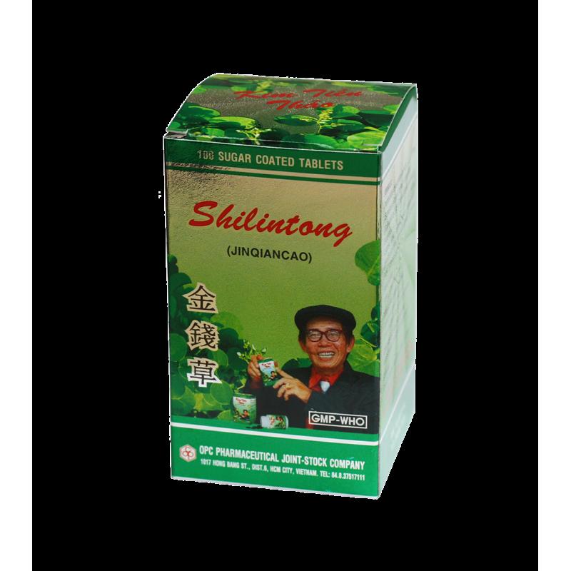 Shilintong - Desmodium Styracifolium Tablets - Bottle