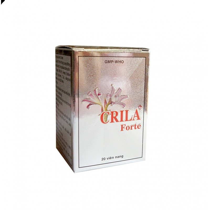 Crila Forte Bottle