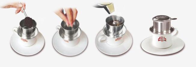How to brew Vietnamese Coffee